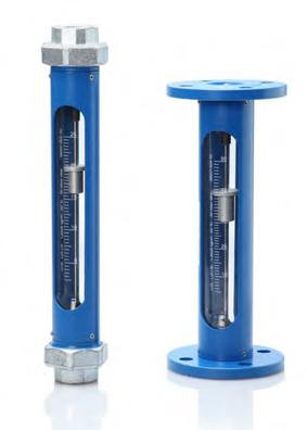 Virtausmittarit Rotametrit ilmalle ja vedelle