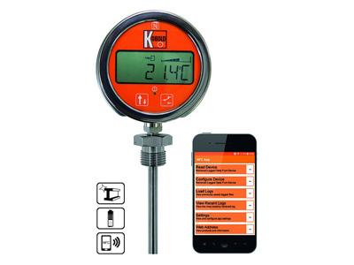 digitaalinen lämpötila-anturi