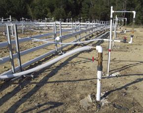 Pohjaveden kunnostus ilmastuksella