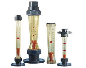 Rotametri Virtausosoitin kaasuille nesteille