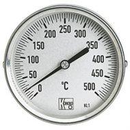 Lämpötilaosoitin